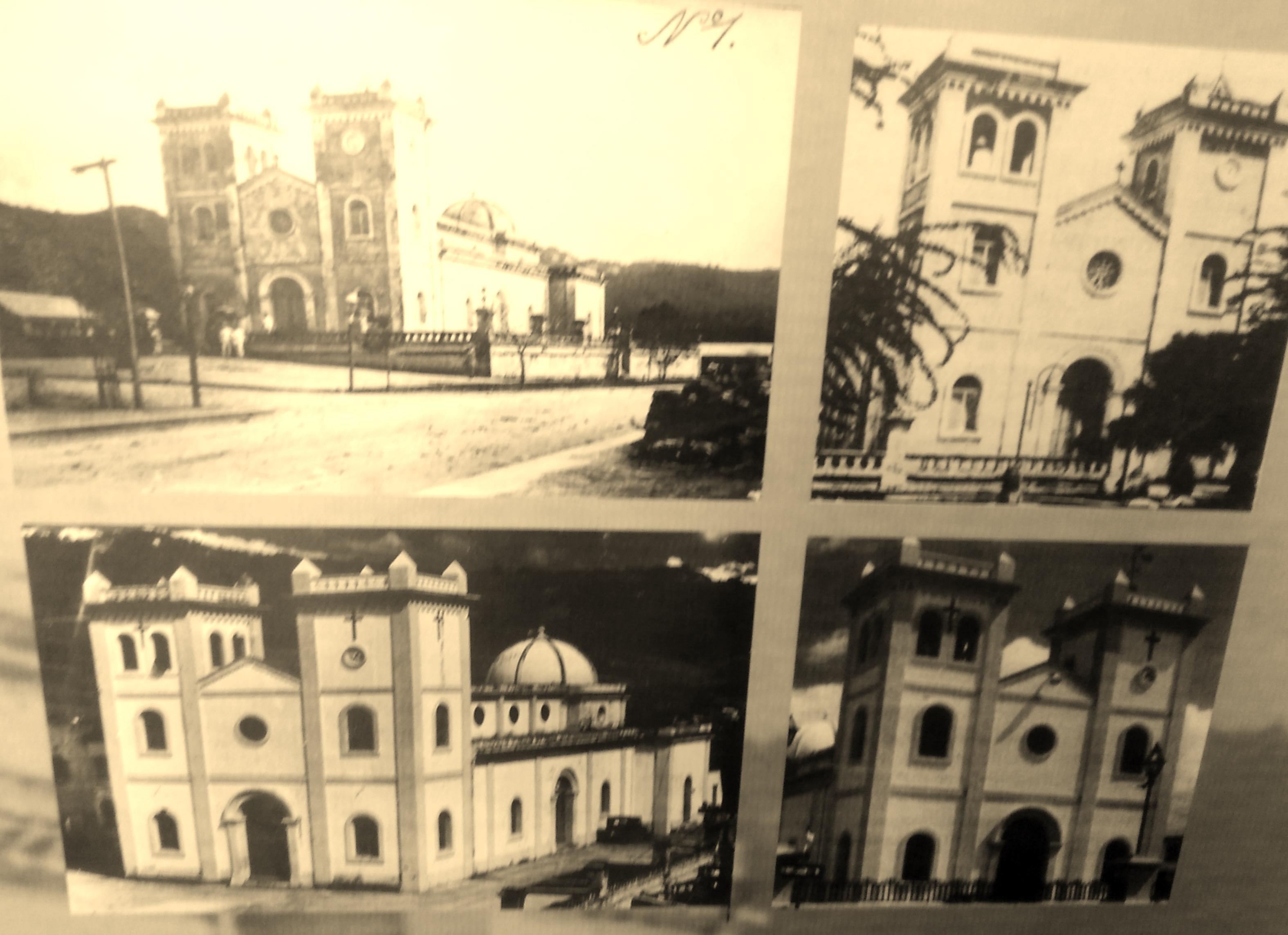 Iglesia cat lica de san sebasti n del pepino - Escuela superior de arquitectura de san sebastian ...